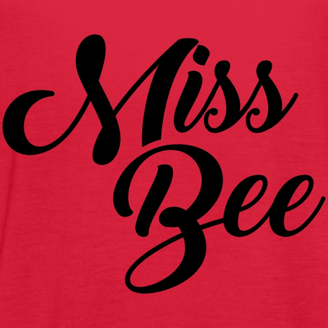 Miss Bee Tank Top