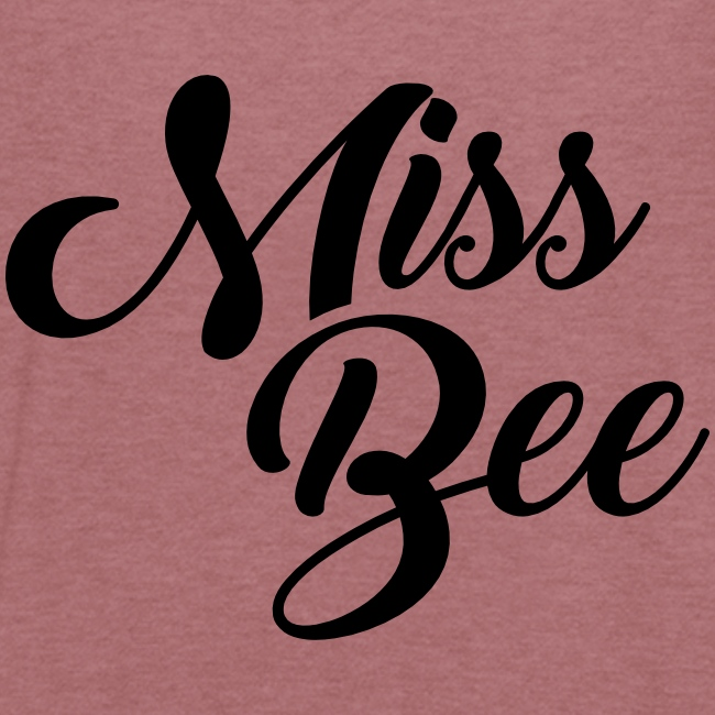 Miss Bee Tank Top