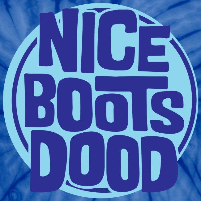 Nice Boots Dood Crazy Tee