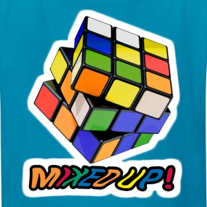 Mixed Up - Kids' T-Shirt