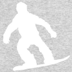 snowboarden_1_farbig Long Sleeve Shirts - Men's Long Sleeve T-Shirt by Next Level