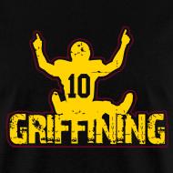 Design ~ Griffining Shirt on Black