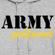 Design ~ CUSTOM* Army Girlfriend - KLW