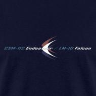 Design ~ Apollo 15 Standard T-Shirt