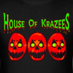 House Of Krazees - Parental Advisory: Krazee Lyric - Men's T-Shirt
