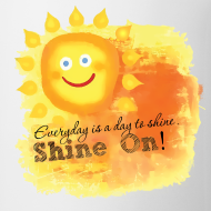 Design ~ Shine On! - Power of Positivity Mug