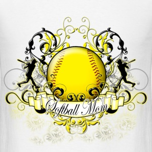 Softball Mom T-Shirts - Men's T-Shirt