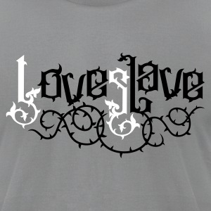 Love Slave 2c T-Shirts - Men's T-Shirt by American Apparel