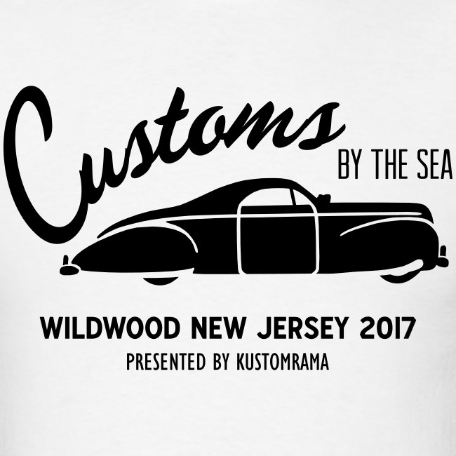 Customs by the Sea 2017 - White