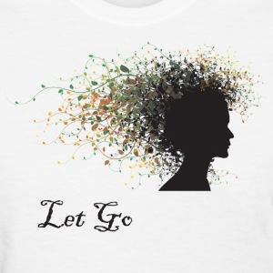 Let Go Yoga T-Shirt - Women's T-Shirt