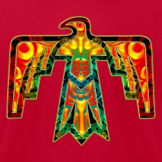 Sacred Thunderbird - symbol power &  strength T-Shirts