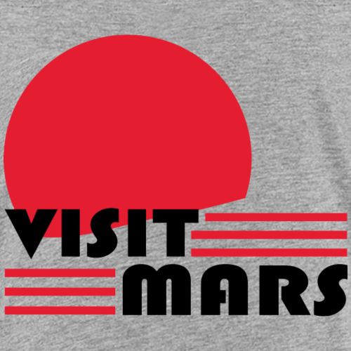 Visit Mars Space Tourist