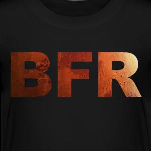 BFR Surface of Mars