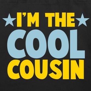 I'm the COOL COUSIN! Bags  - Eco-Friendly Cotton Tote