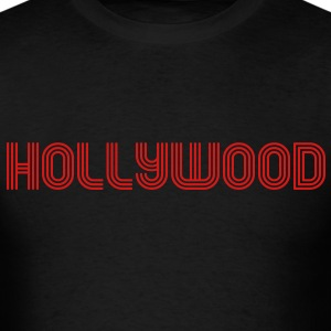 hollywood t-shirt - Men's T-Shirt