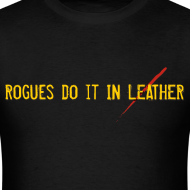 Design ~ Rogues do it...