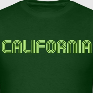 California t-shirt - Men's T-Shirt