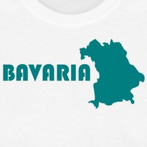 Bavaria map t-shirt women - Women's T-Shirt