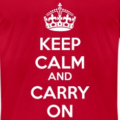 KCCO Keep Calm and Carry On Classic T-Shirts