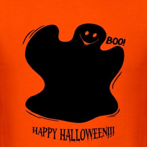 Boo! Ghost
