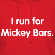 Design ~ Mickey Bar (Women's Hoodie)