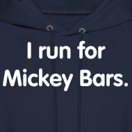 Design ~ Mickey Bar (Men's Hoodie)