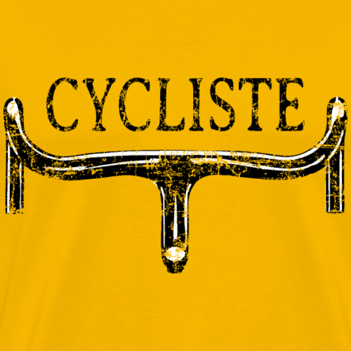 Cycliste Cyclist Bicycle Biker Bike Rider Design