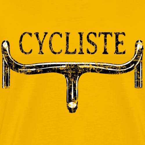 Cycliste Cyclist Bicycle Biker Bike Rider Design