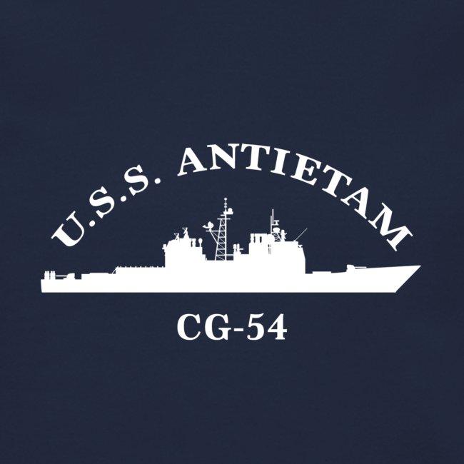 USS ANTIETAM CG-54 ARC SWEATSHIRT