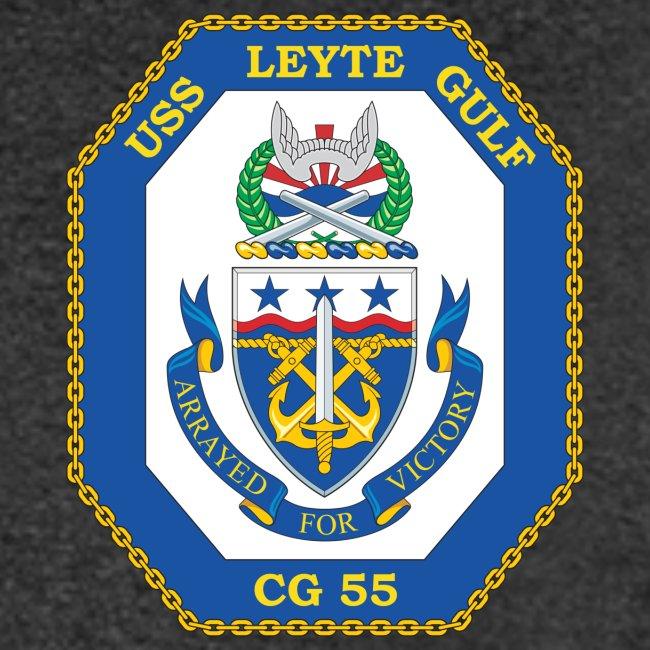 USS LEYTE GULF CG-55 2014 CRUISE SHIRT