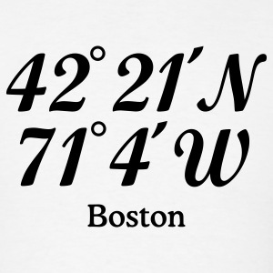 Boston Latitude and Longitude