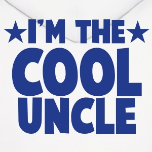 I'm the COOL uncle! Hoodies - Men's Hoodie