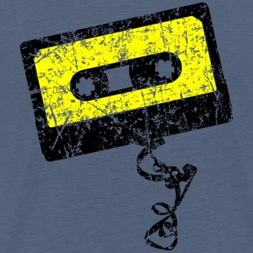 Tape Jam Distressed Yellow