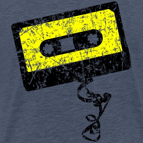 Tape Jam Distressed Yellow