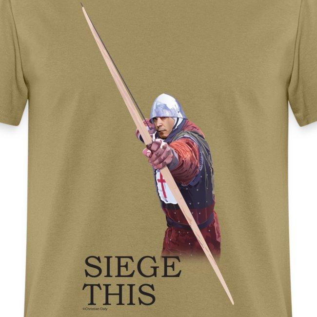 Siege This Mens standard T