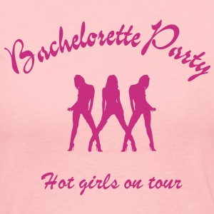 bachelorette party Long Sleeve Shirts - Women's Long Sleeve Jersey T-Shirt