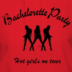 bachelorette party Hoodies