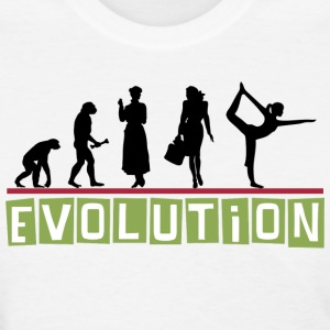 Yoga Evolution T-Shirt - Women's T-Shirt