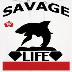 Savage Life Hoodies