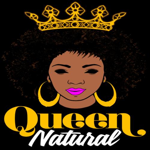 Queen Natural T-Shirt