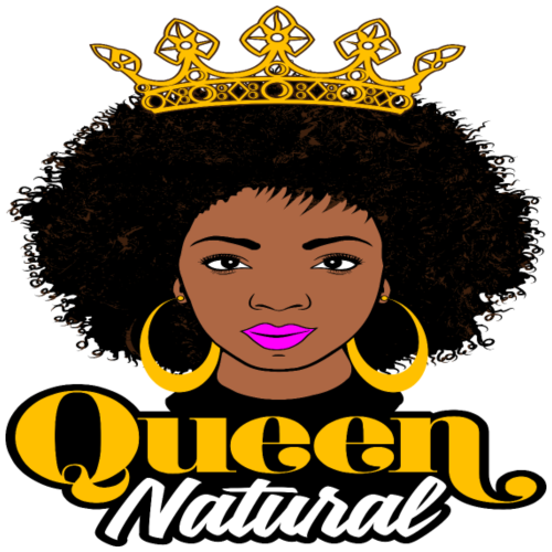 Queen Natural T-Shirt