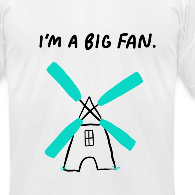 Men's Big Fan