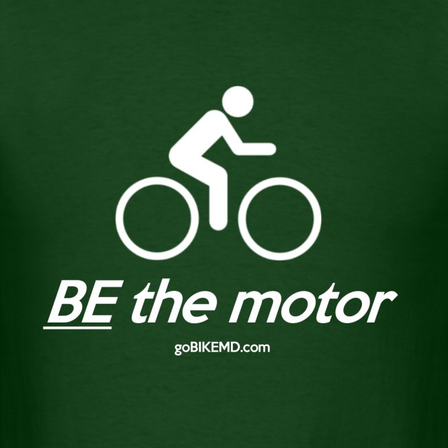 BE the motor - Men's