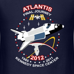 Atlantis' Final Journey T-Shirts - Men's T-Shirt