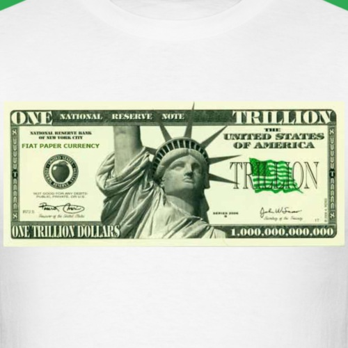 Trillion Dollars Bill