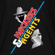 Design ~ Hackers & Agents Kids Shirt