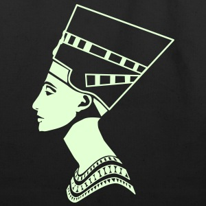 Queen Nefertiti - Eco-Friendly Cotton Tote