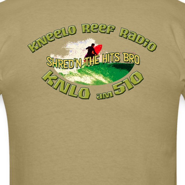 KNLO Radio - Shred Bro