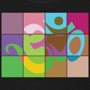 Abstract OM T-Shirt - Women's T-Shirt