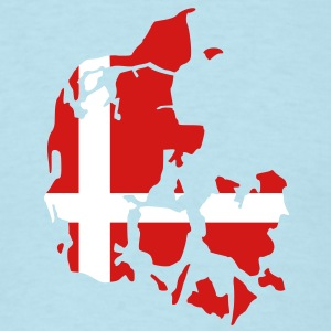 Denmark T-Shirts - Men's T-Shirt